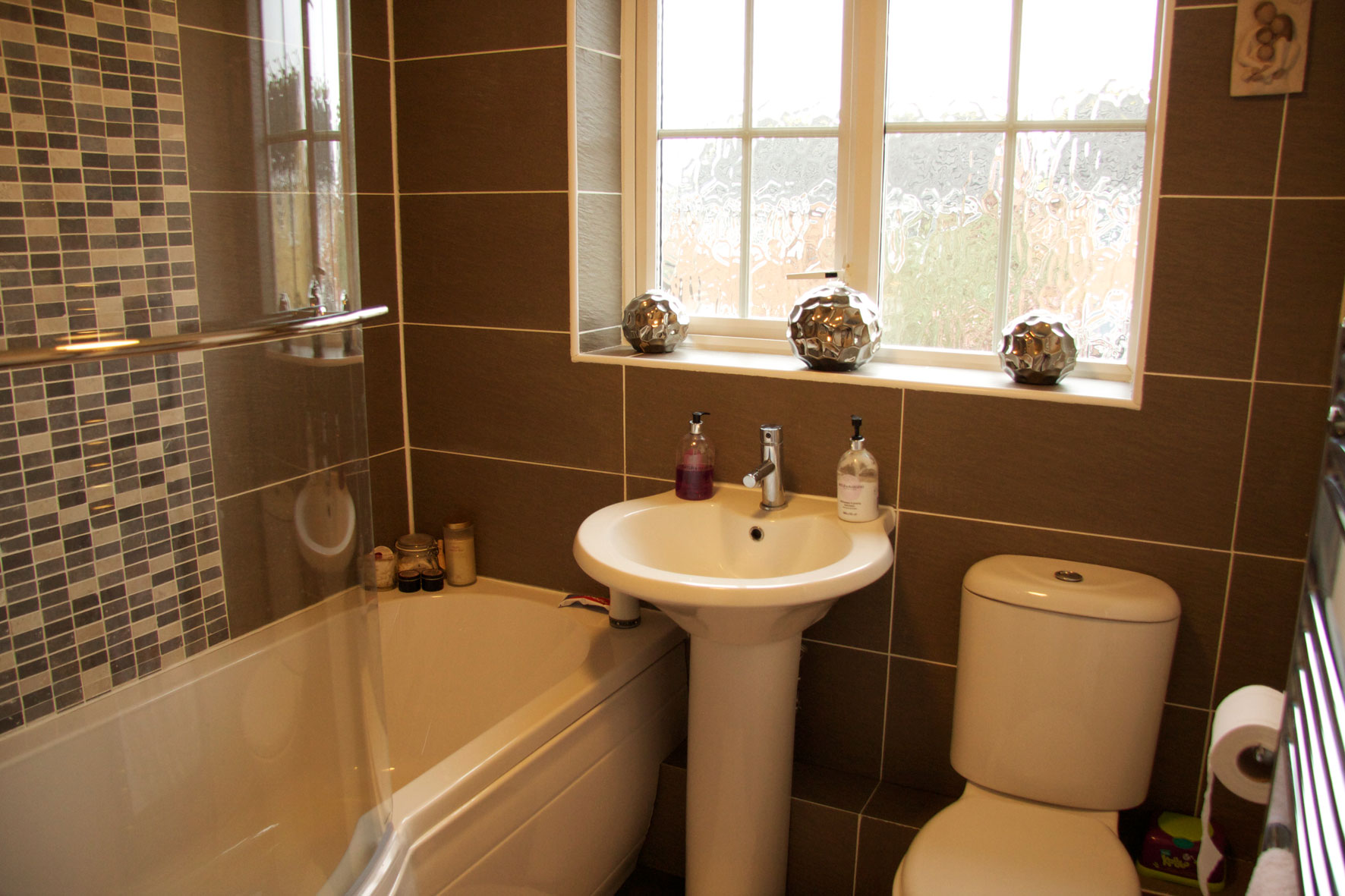 Work ac homeworks northampton based home improvements for Pictures of new bathrooms